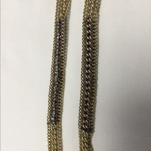 Banana Republic three strand necklace